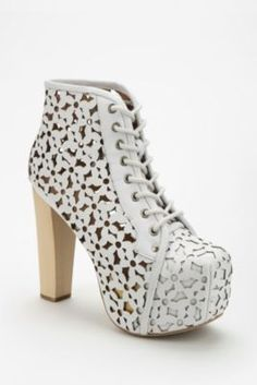 Jeffrey Campbell Suede Lita Boot - Urban Outfitters