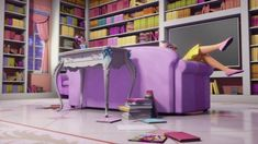 Home Stairs Design, Door Design, Library Times, Barbie Room, Bratz, Barbie Movies, Barbie Dream House, House Stairs, Aesthetic Collage