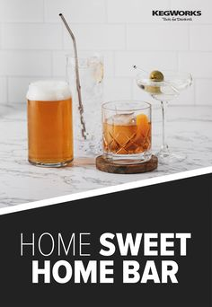 Shop the largest selection of premium beer, cocktail and whiskey drinkware to stock your ultimate bar. Guinness Cocktail, Kegerator Conversion Kit, Urban Bar, Bar Refrigerator, Keg Tap, Beer Tower, Beer Shop, Premium Beer, Cocktail Mixers