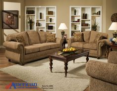 Sofa 88 X 38 Loveseat 66x38 American Forever Young Camelupholstered Furniture Kutter S