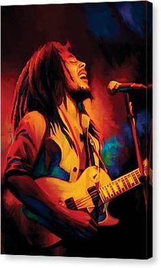 Portraits Painting - Bob Marley Artwork by Sheraz A Bob Marley Kunst, Bob Marley Art, Reggae Bob Marley, Bob Marley Quotes, Dancehall Reggae, Reggae Music, Reggae Art, Reggae Style, Fotos Do Bob Marley