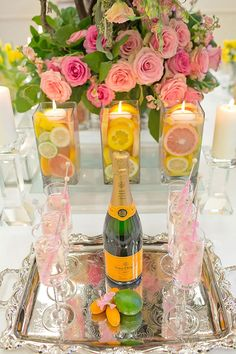 WedLuxe– Colours of Capri   Photography by: Melanie Rebane Photography Follow @WedLuxe for more wedding inspiration!