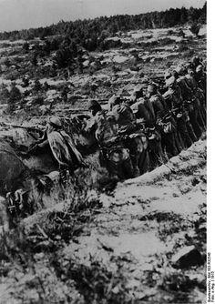 Turkish infantry, Dardanelles