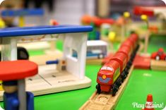 The Play Trains! Guide To The Best Wooden Train Sets