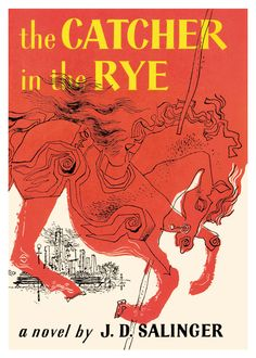 Catcher in the Rye: The best book ever written. A book full of lessons and a roller coaster ride of emotions and the challenges of teenage life.