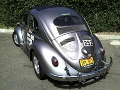 1957 VW Beetle Panamericana For Sale Rear