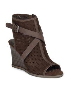 Shoes | Women's Shoes | Shyla Wedge Mules | Hudson's Bay