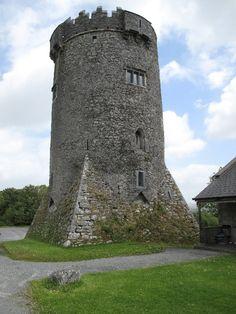 Dysert O'Dea - Newtown Castle