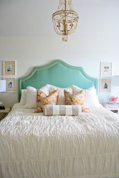 pretty bedroom makeover