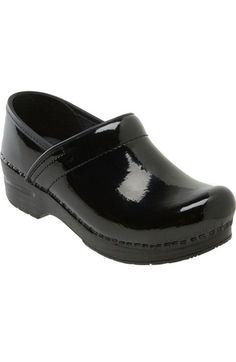 926b5e1dfdc Dansko  Professional  Patent Leather Clog available at  Nordstrom Women s  Mules   Clogs