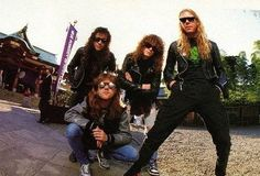 Find images and videos about rock and metallica on We Heart It - the app to get lost in what you love. Jason Newsted Metallica, James Hatfield, Master Of Puppets, Kirk Hammett, Thrash Metal, Metal Bands, Cool Bands, Rock N Roll, Punk