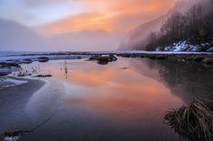 Burning ice by Stefanie Raab on 500px