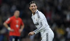 Sergio Ramos- Real Madrid C.F.