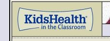 KidsHealth.org - Lesson Plans and Activities (mostly PDFs) #kids #health #teens #lessonplans #activities #tips #tools