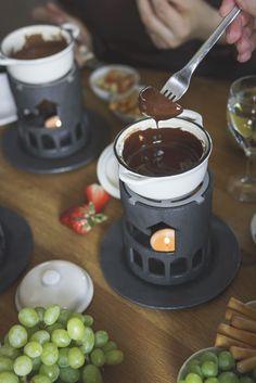 Chocolate Heaven - fondue TURMHAUS chocolatefactory