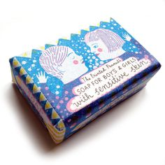 Soap - Louise Lockhart | Illustration | Design | The Printed Peanut