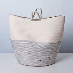 Big Basket by Doug Johnston | In Collaboration with Lekker Home
