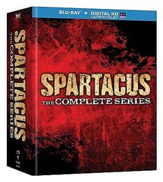 cds-dvds-vhs: Spartacus: The Complete Series [Blu-ray] New DVD! Ships Fast! #Movie - Spartacus: The Complete Series [Blu-ray] New DVD! Ships Fast!...