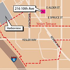 111 First Hill units planned near Yesler Terrace