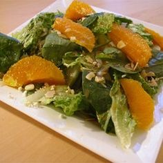 Orange Vinaigrette - Allrecipes.com