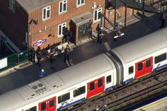 Trump Travel Ban Gets Tweet Support From the President After London Attack  In this aerial image made from video police officers work at the Parsons Green Underground Station after an explosion in London Friday Sept. 15 2017. A reported explosion at a train station sent commuters stampeding in panic injuring several people at the height of London's morning rush hour and police said they were investigating it as a terrorist attack. Pool via Associated Press  Skift Take: This knee-jerk…