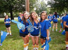 Alpha Xi Delta at Ohio State University #AlphaXiDelta #AlphaXi #BidDay #sorority #OhioState