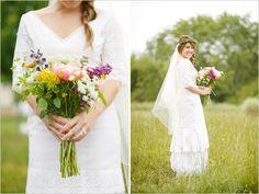 Wildflower bouquet for wedding - Google Search
