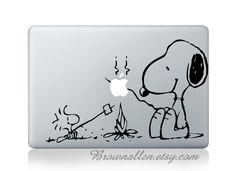 Mac book decal - love this!