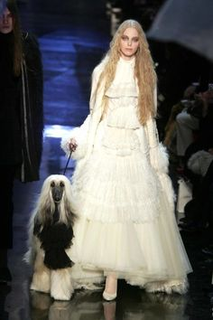 The 18 best fairytale fashion moments to hit the runways over the years: JEAN PAUL GAULTIER FW 2006