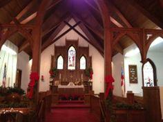 St. Mary's Episcopal Church Nebraska City, Nebraska.
