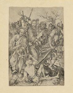 SCHONGAUER, MARTIN (Colmar 1448 - 1491 Breisach am Rhein) Ge