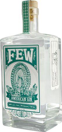 FEW Spirits on Chicago Ave. in #Evanston. We have a distillery! In Evanston!