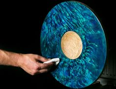 Using dye to color woodturnings is a fun and exciting way to make any piece of wood look spectacular. In this article, professional woodturner Jimmy Clewes shows you how to use a multi-layer coloring technique to create a stunning effect on your woodturnings. Coloring Preparation After turning your piece, the coloring process can be started.