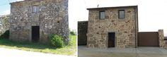 Proyecto terminado: rehabilitación de casa en Galicia