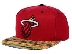brand new ba527 1169b Miami Heat Knit Hat Heat Beanie. Miami HeatSnapback CapNbaSnapback Hats