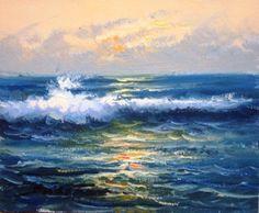 156 Mejores Imagenes De Marinas Art Marine Beach Artwork