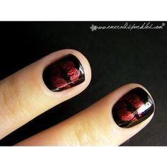 kiss nails so cute Great Nails, Love Nails, How To Do Nails, My Nails, Kiss Nails, Nail Candy, Funky Nails, Nails Tumblr, Nail Designer