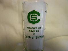 Central Savings - Measuring Glass #CentralSavings
