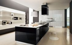 Tips for the implementation of new kitchen decor ideas