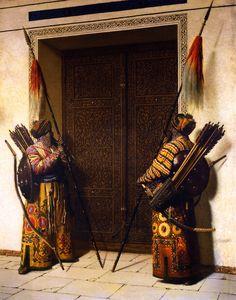 Vasily Vasilevich Vereshchagin - The Doors of Timur (Tamerlane) 1872