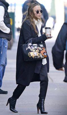 Mary Kate And Ashley Olsen's New Favorite Bag   Olsens Anonymous   Bloglovin'