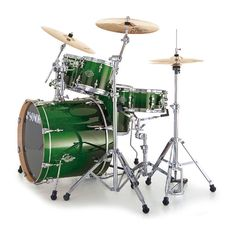 Drum Sonor Essential Force Stage 2 Green Fade