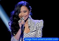 Help Jessica Sanchez Become the Next American Idol