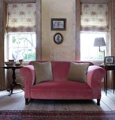 Gorgeous interior, from Kate Forman.