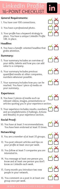 a practical guide to linkedin profile success - Advertising Internship Resume