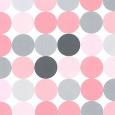 Disco Dot - It's a girl thing - by Michael Miller- 1 yard