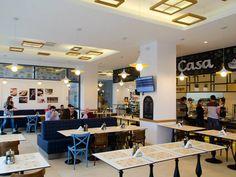 Un nou restaurant La Casa a fost deschis saptamana trecuta in orasul Cluj-Napoca, pe strada Fabricii de Chibrituri nr. 13-21, in incinta cladirii ICPIAF. Acolo puteti sa va bucurati de felurite mancaruri proaspete si delicioase, servite rapid si eficient, asa cum este posibil doar in unitatile care folosesc solutia #software #SmartCash RMS.