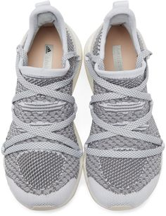 adidas by Stella McCartney White Pureboostx Sneakers