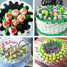 7PC Russian DIY Pastry Cake Icing P...