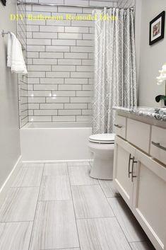 bathroom flooring - bathroom flooring ideas - bathroom floor tile - bathroom flooring - bathroom floor - bathroom floor tile ideas - bathroom floor plans - bathroom flooring ideas on a budget - bathroom floor ideas Grey Bathroom Floor, Vinyl Flooring Bathroom, Bathroom Vinyl, Bathroom Tile Designs, Bathroom Renos, Bathroom Interior, Bathroom Cabinets, Bathroom Mirrors, Bathroom Hardware